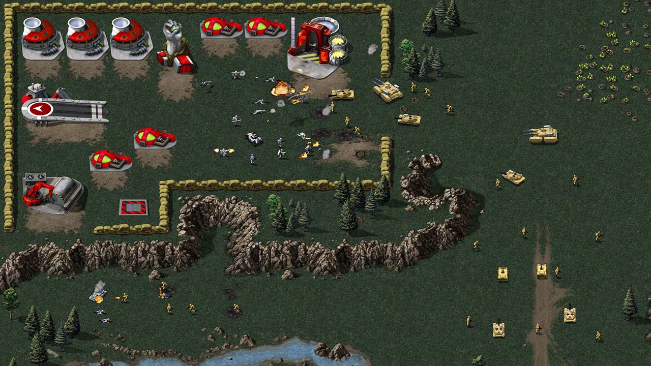 Command & Conquer Remastered Collection - Gamersmaze.com