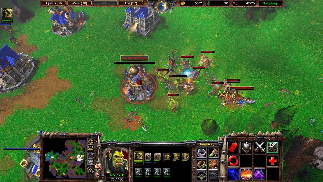 Warcraft III: Reforged - Gamersmaze.com