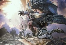 Monster Hunter World Nergigante