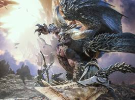 Monster Hunter World Nergigante