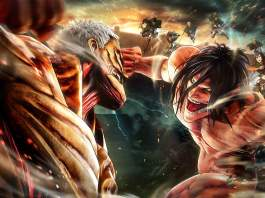 Attack on Titan 2 no Switch
