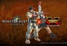 Ryu em Monster Hunter