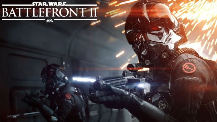 Star Wars Battlefront 2.