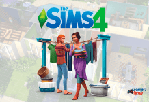 the sims 4 dia de lavar roupa gamers news