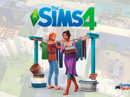 the sims 4 dia de lavar roupa gamers news