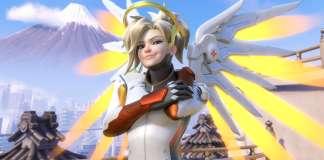 Mercy Overwatch Xbox One X