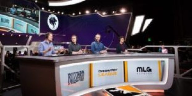 Twitch faz acordopara a transmissãoOverwatch League.