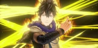 black clover quartet knights Yuno