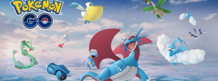 Atualização Pokémon Go