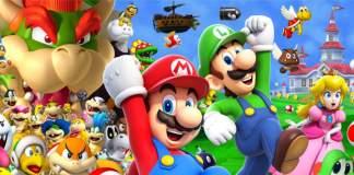 Super Mario Bross