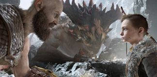 God of War comercial de TV
