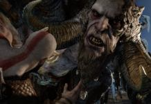 Trolls presentes em God of War