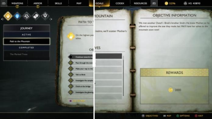 Update God of War