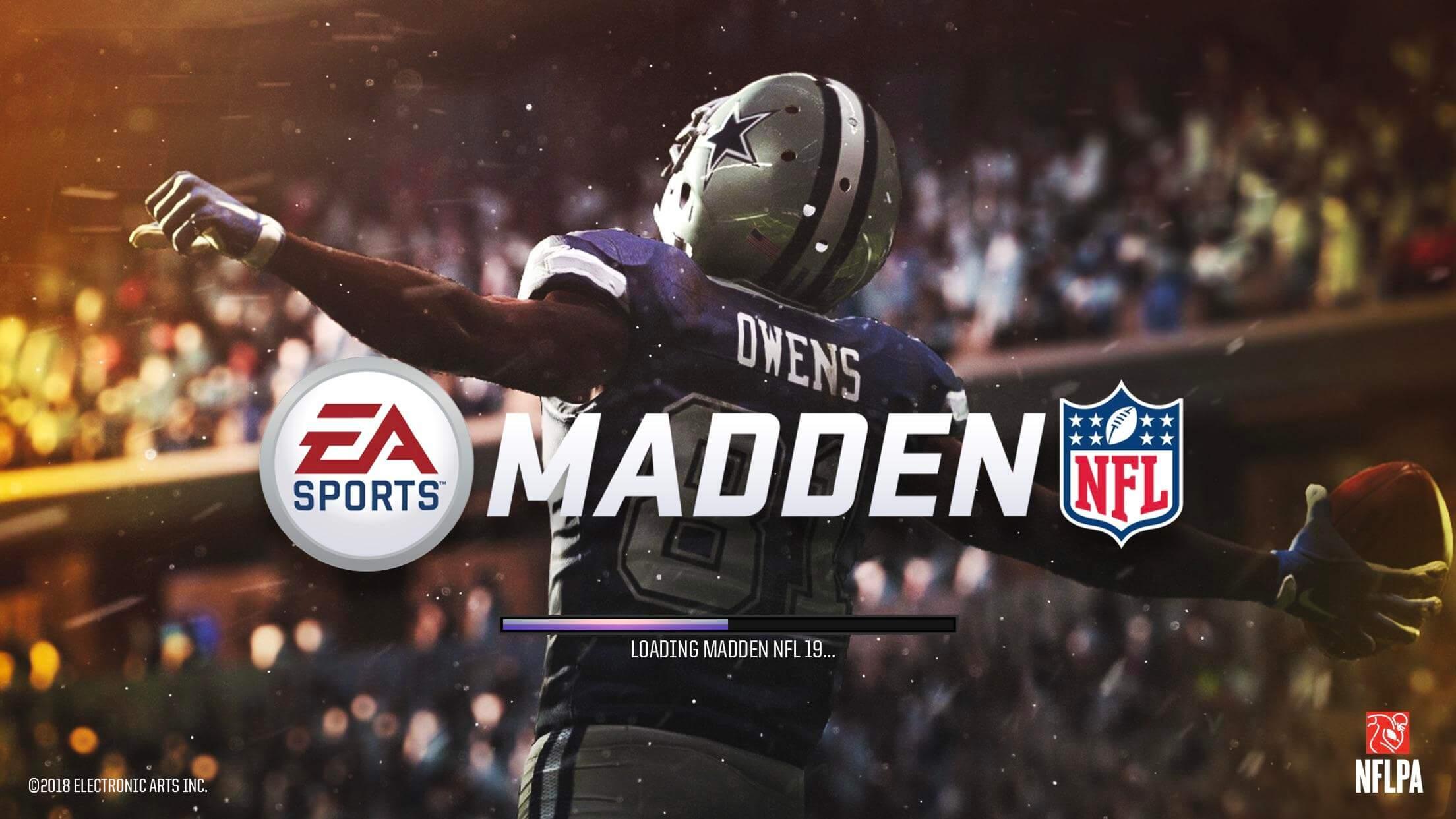 Resultado de imagem para Madden NFL 19