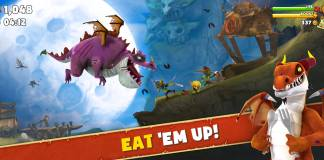 Hungry Dragon, Ubisoft, Hungry Dragon IOS, IOS, Android, Hungry