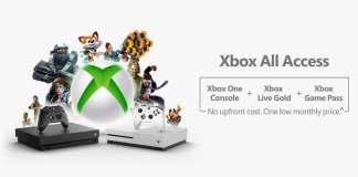 Microsoft, Xbox One, Xbox Game Pass, Xbox All Access, Xbox, Games