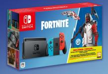Fortnite, Switch, Nintendo