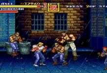 Streets of Rage 2, Sega
