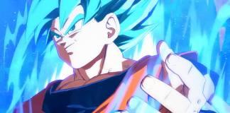 Jump Force, Goku, Super Saiyajin Blue, Naruto, Dragon Ball, Bandai Namco