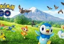 Chatot, Pokémon, Pokémon Go, Brasil,
