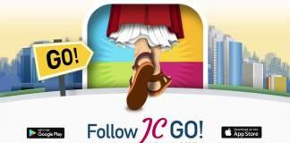 Papa Francisco, Follow JC Go, Mobile, Pokémon Go