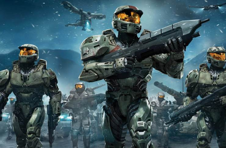 Halo Wars, PC, Xbox One, Microsoft