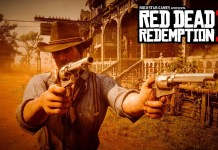 Red Dead Redemption 2, gameplay, segundo, rockstar games