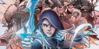 League of Legends, Marvel, quadrinhos