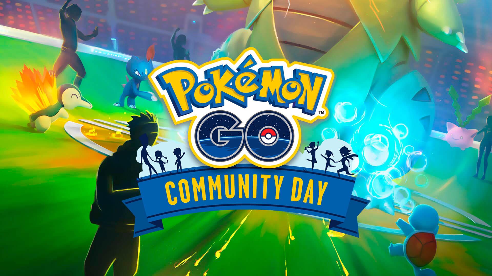 Tem Na Web - Pokémon GO: Community Day de dezembro traz todos Pokémons do ano