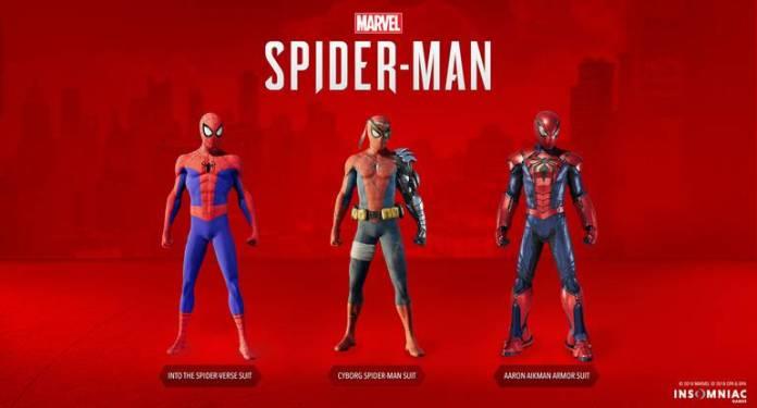 Skins Spider Man