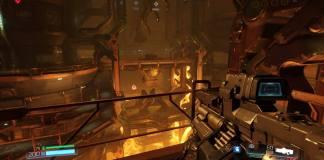 Doom, Switch, atualização