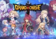 Grand Chase, mobile, ios, android