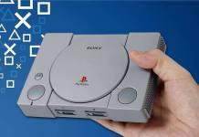 PlayStation Classic, PlayStation, Sony,