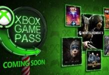 Xbox Game Pass, Mortal Kombat X, Hellblade, PES