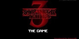 Stranger Things 3: The Game, Stranger Things, Netflix, The Game Awards