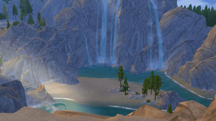 Cachoeiras.