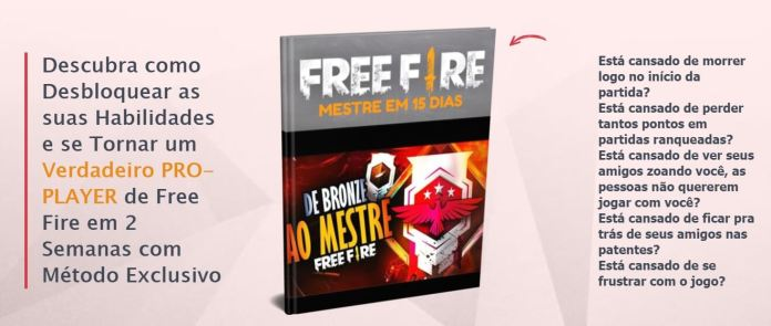 Free Fire do Bronze ao Mestre