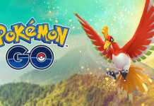 Pokémon GO, Lugia, Ho-Oh, Pesquisa de Campo