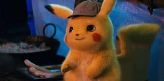 Detetive Pikachu, Teaser
