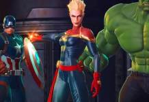 Marvel Ultimate Alliance, Marvel Ultimate, Nintendo, Capitã Marvel, Os defensores