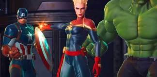 Marvel Ultimate Alliance, Marvel Ultimate, Nintendo, Capitã Marvel, Os defensores