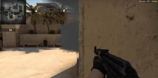 CS GO, Smoke