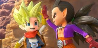 Dragon QuestBuilders 2, jogabilidade, mecanicas, trailer, Nintendo Switch, PlayStation 4