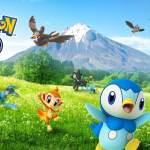 Pokémon GO, evoluções, Sinnoh