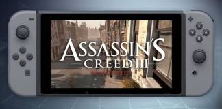 Assassin's Creed III, remastered, remasterização, Nintendo Switch