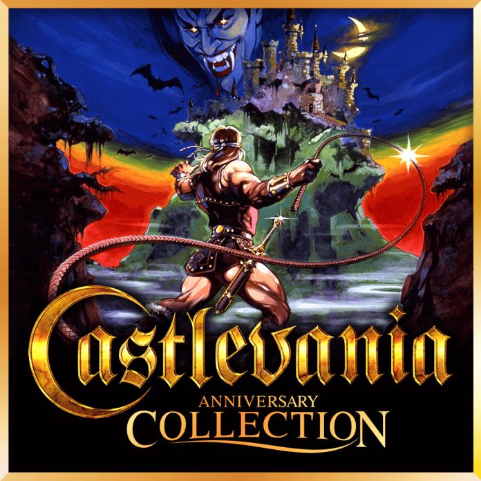 Anniversary Castelvania Collection Konami