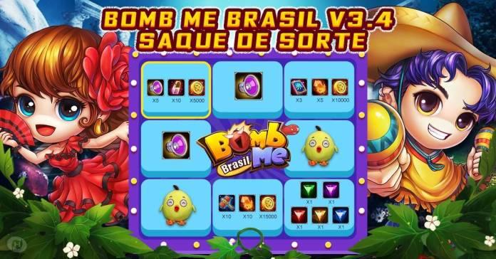 Bomb Me Brasil - Versão 3.4.0