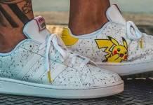 Adidas, Pokemon, Tênis