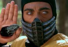 Mortal Kombat, Mortal Kombat filme, filme