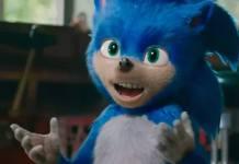 Sonic Filme visual